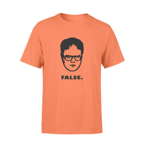 FOAL14 The Office T-Shirt, False., Adult Unisex, Size XS-4XL