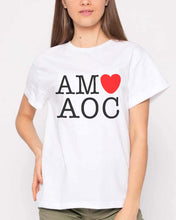 Load image into Gallery viewer, AM Heart AOC Premium T-shirt
