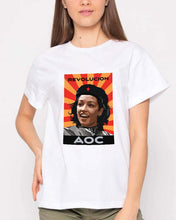 Load image into Gallery viewer, AOC Revolucion Premium T-shirt