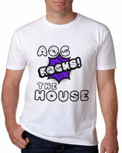 Load image into Gallery viewer, AOC Rocks The House 2 Premium T-shirt