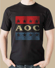 Load image into Gallery viewer, AOC Stars Premium T-shirt