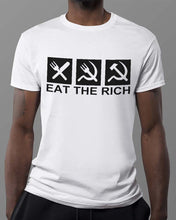 Load image into Gallery viewer, Eat The Rich Comfort T-shirt