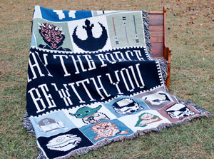 Fights Of Stars Blanket 2019