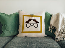 Load image into Gallery viewer, FOAL14 The Office Pillow, The Classic Glasses, Polyester, Size S-L