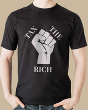 Load image into Gallery viewer, Tax The Rich Premium T-shirt