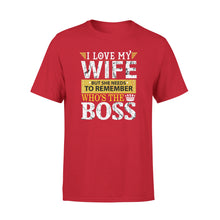 Load image into Gallery viewer, Love Wife Shirt