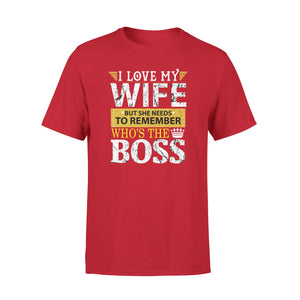 Love Wife Shirt