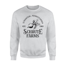 Load image into Gallery viewer, FOAL14 The Office Sweatshirt, Schrute Farms, Adult Unisex, Size S-5XL