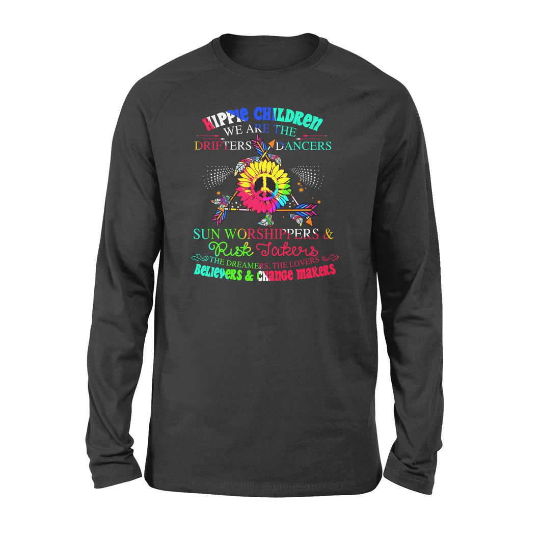 Free-spirited Children Standard Sleeve