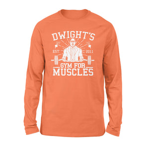 Dwight's Gym Standard Sleeve