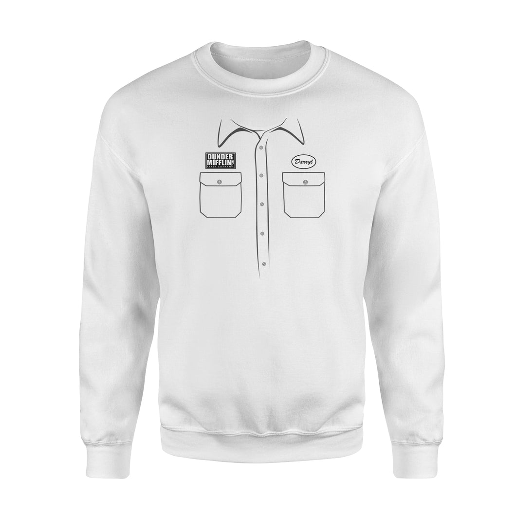 Office White Collar Standard Sweatshirt