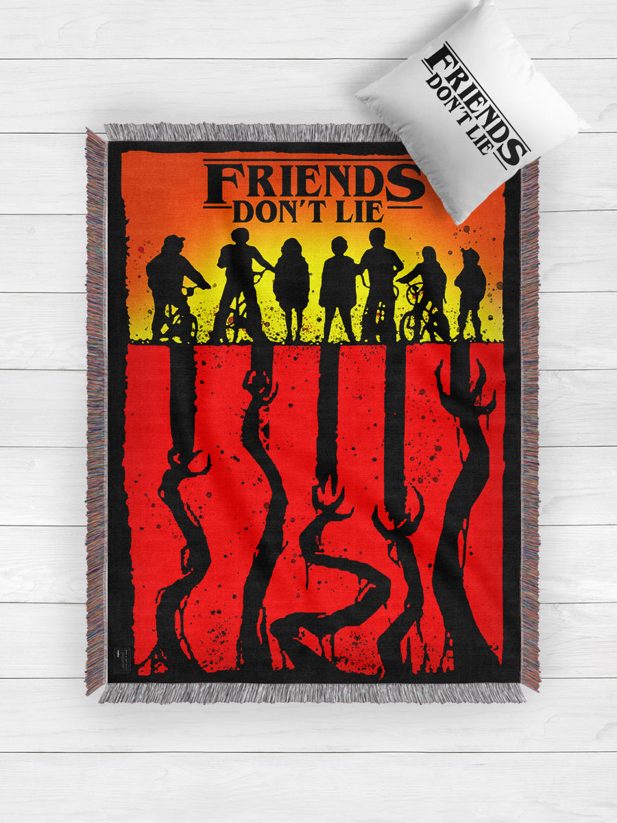 Friends Don't Tell Lies Blanket 2019