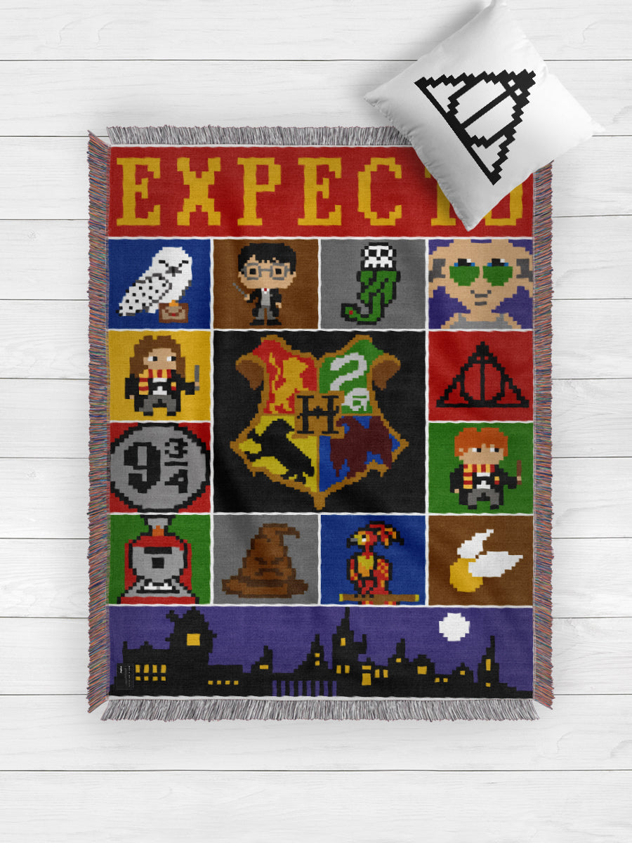The Magic World Blanket 2019