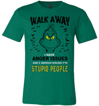 Load image into Gallery viewer, Grinch Walk Away T-Shirt