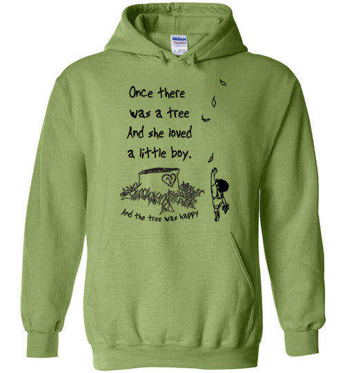 The Happy Tree Hoodie