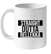 Load image into Gallery viewer, Straight Outta Rellekka Mug