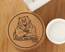 Load image into Gallery viewer, The O.f.f.i.c.e Cork Coasters
