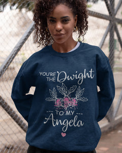 FOAL14 The Office Sweatshirt, You're The Dwight, Adult Unisex, Size S-5XL