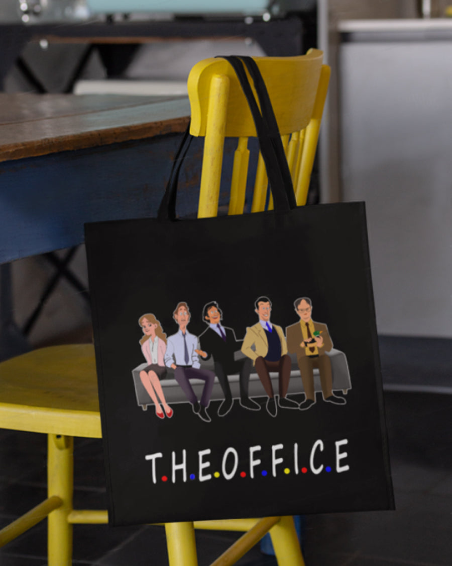 The Black O.F.F.I.C.E Tote 2019