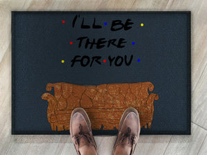 Be There For You Bath Mat 2019