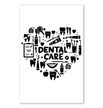 Load image into Gallery viewer, Dental Care Office Gift Poster