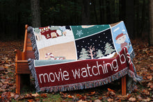 Load image into Gallery viewer, Christmas Movie Watching Blanket 2019