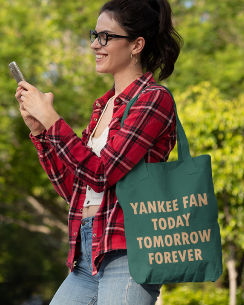 Be Fan Forever Green Tote 2019