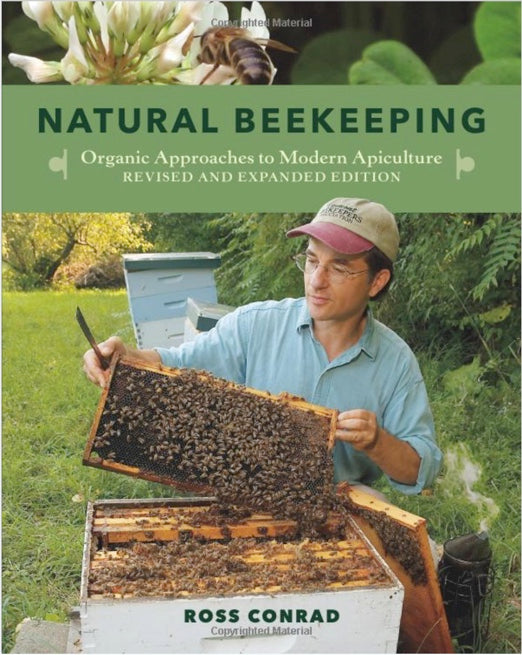 Natural Beekeeping Book