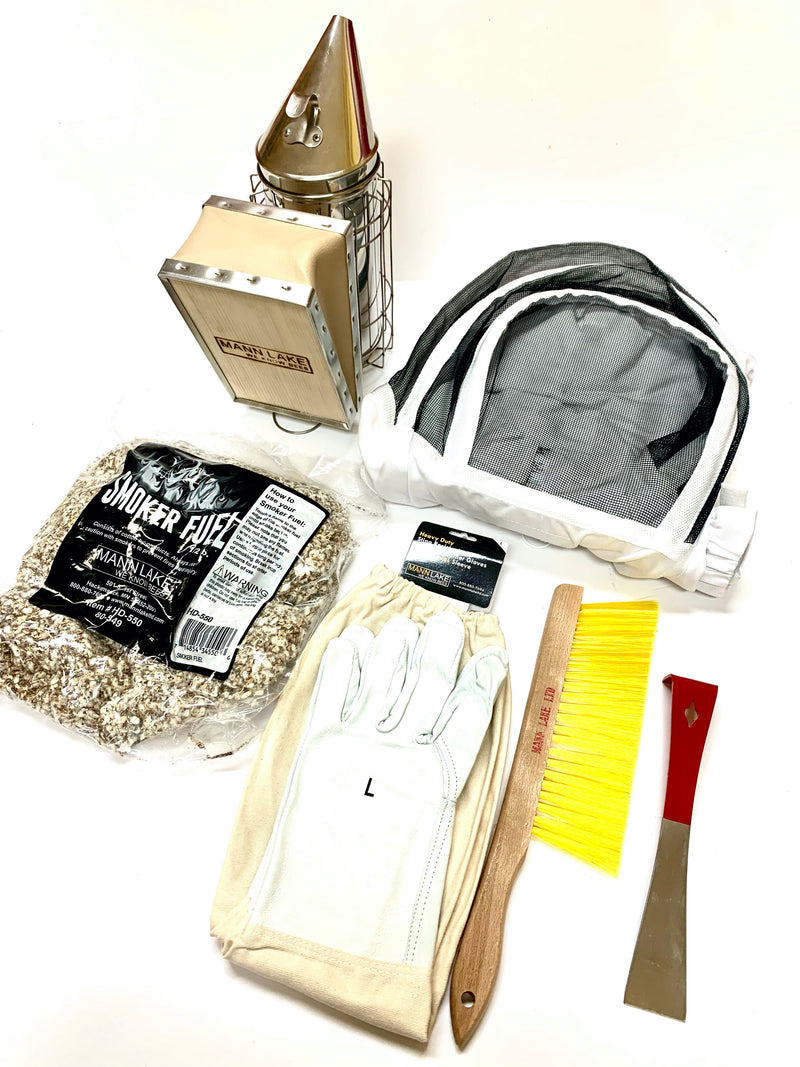 Starter Kit - Basic (Protective Gear & Tools)