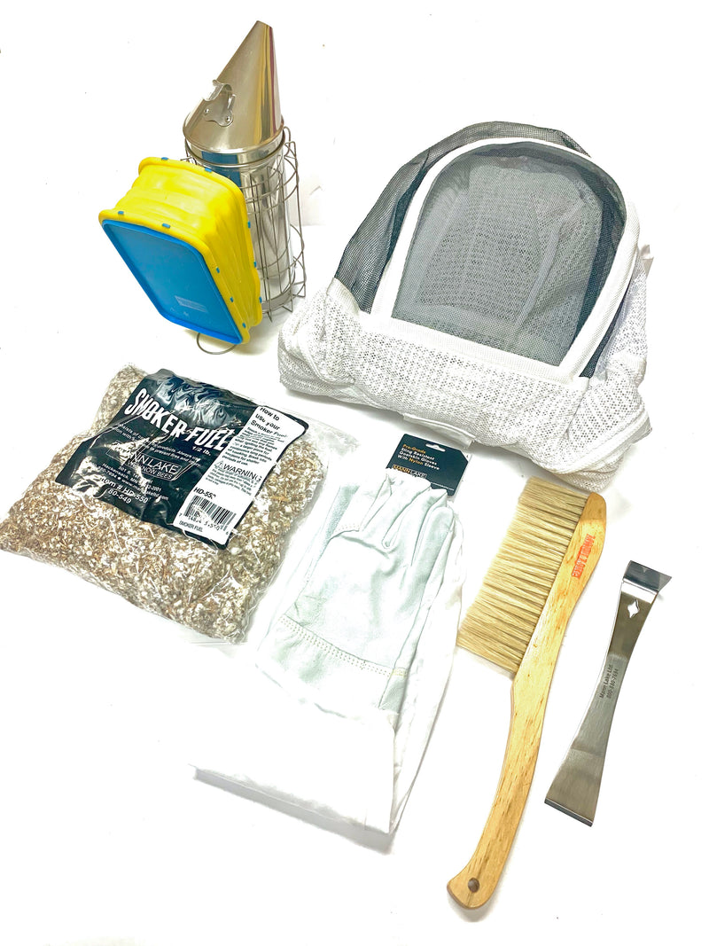Starter Kit - Premium (Protective Gear & Tools)