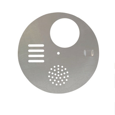 Entrance Disc - Steel - 4 Positions