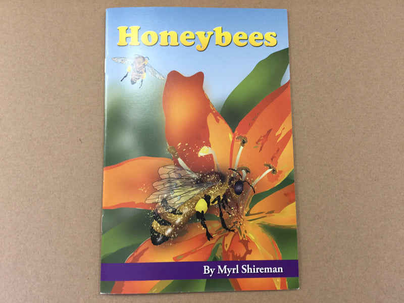 Honeybees (Kids Book)~