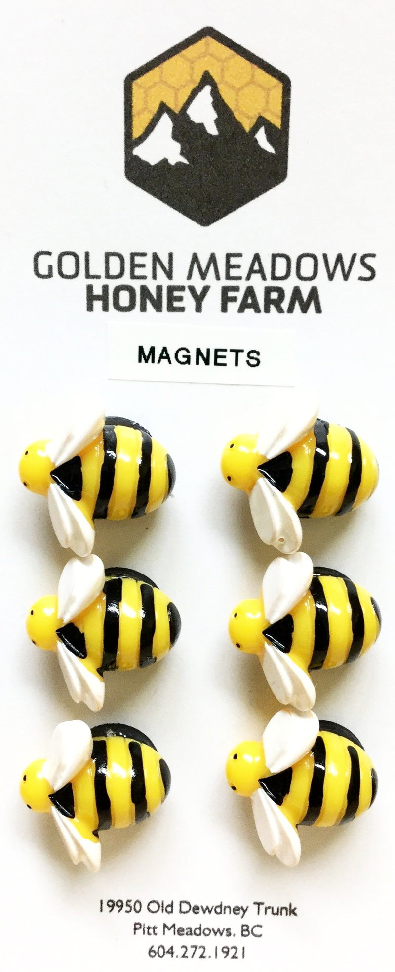 Bee Magnets~