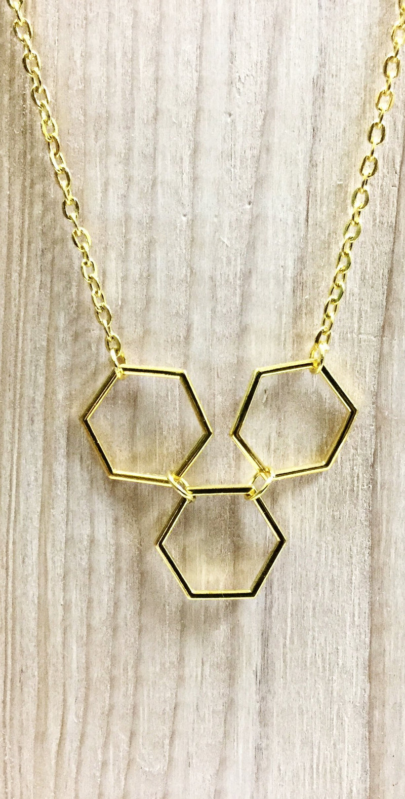 Hexagon Gold