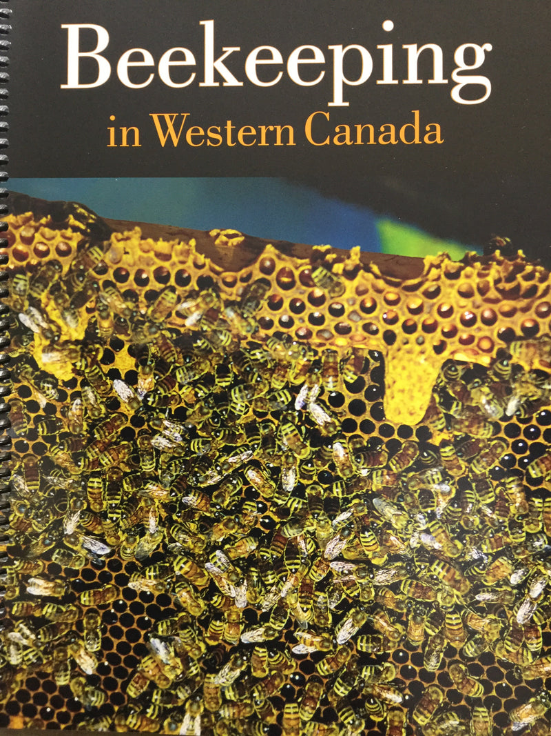 Beekeeping in Western Canada Book