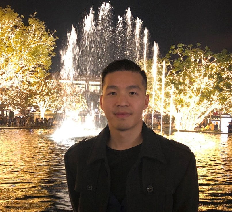 Meet the team- Kenny Wang