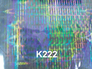 KOLDfoil SX Security Holograms