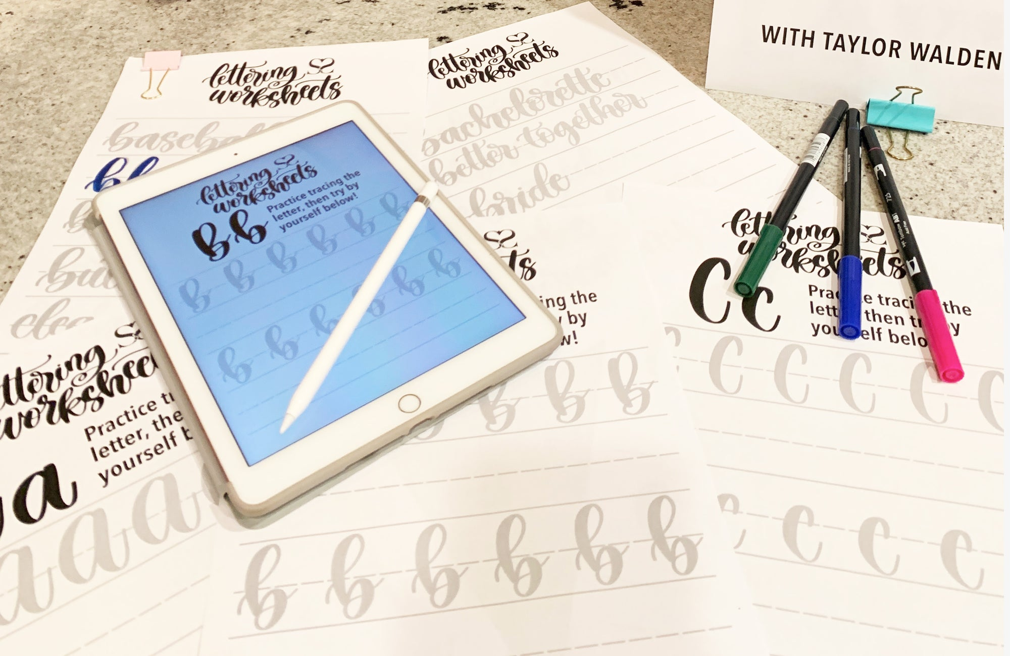 The 5 Best Brush Pens and Markers for Hand Lettering