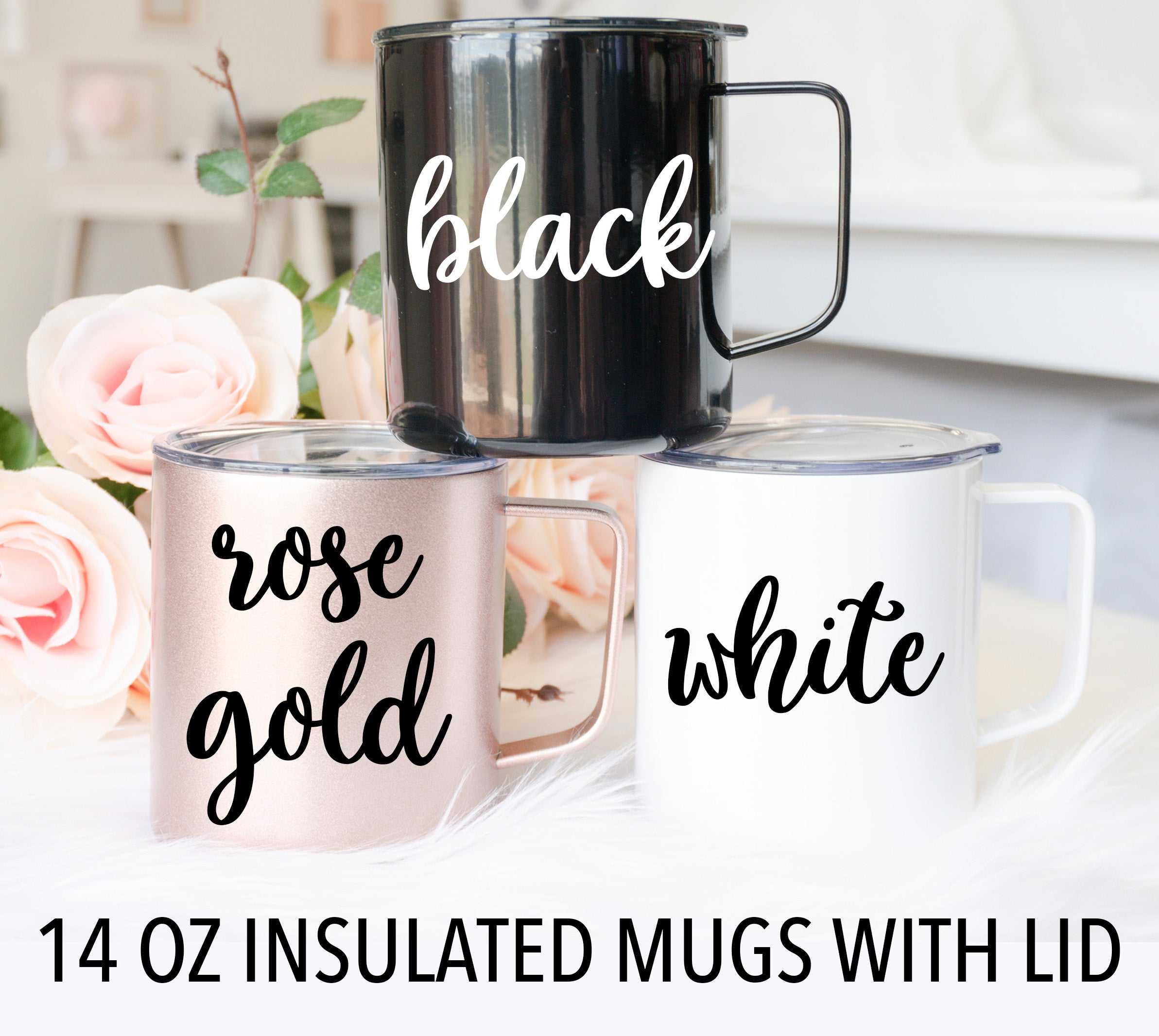 simple & sentimental mug colors