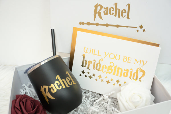 Harry Potter Bridesmaid Box