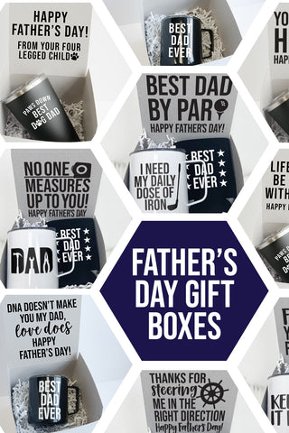 Best Father's Day Gift Boxes