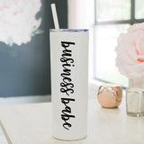 Business Babe Tall Tumbler
