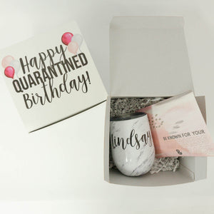 """You Two Weirdos Were Made for Each Other"" Engagement Gift Box"