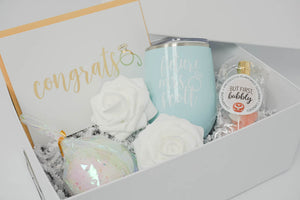 Grey's Anatomy Inspired Galentine's Day Gift Box with Wine Tumbler