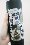 Dog Photo Collage Tall Tumbler