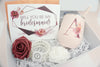 Fall Themed Bridesmaid Proposal Deluxe Gift Box