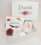 Fall Themed Engagement Deluxe Gift Box