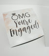 OMG You're Engaged Engagement Gift Box
