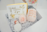 Fall Wreath Thinking of You Gift Box