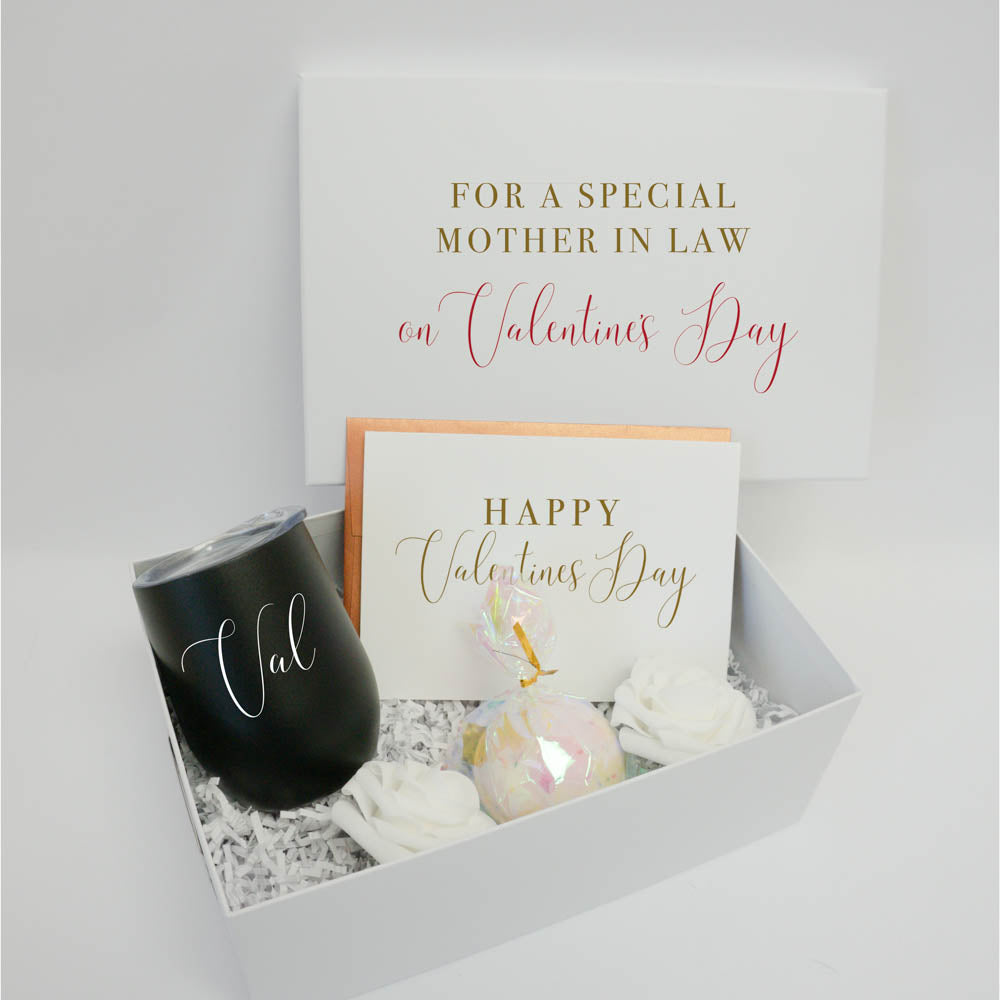 Happy Valentine's Day Mother In Law Gift Box
